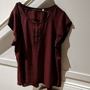 Reitmans relaxed fit blouse